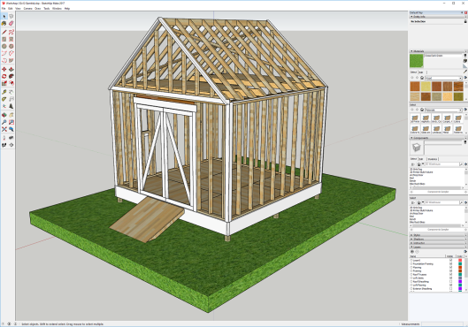 WorkshopSketchUp